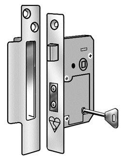 Mortice Mortise Locks The Crime Prevention Website